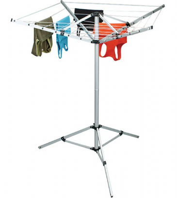SunnCamp 4 Arm Portable Washing Line Clothes Airer